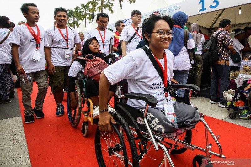 Jakarta Utara dorong kesamaan dan kesetaraan hak difabel