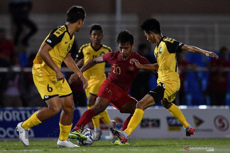 Gilas Laos 4-0, Timnas U-22 tantang Myanmar di semifinal
