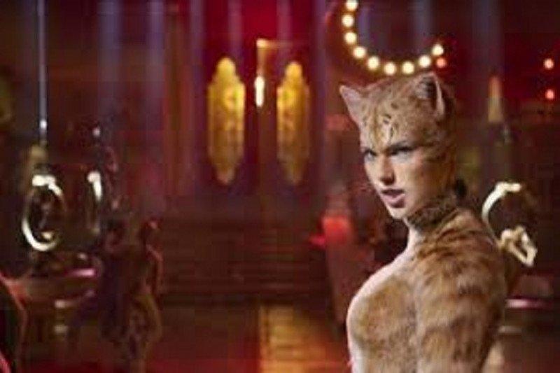 'Keanehan' dalam film 'Cats' yang disukai Taylor Swift