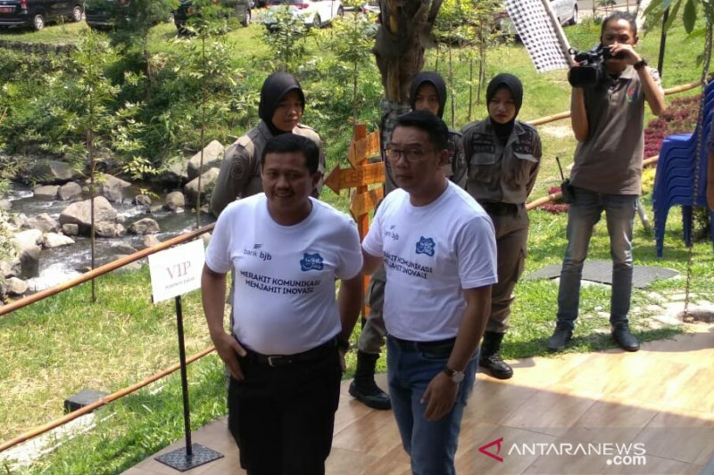 Aspirasi pemda diajukan melalui Desk Bantuan Gubernur Bappeda Jabar