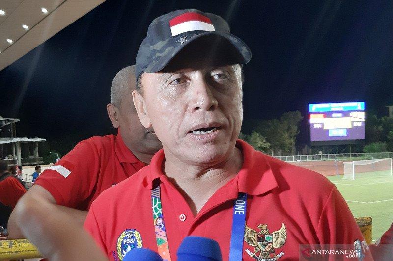 PSSI hubungi Ruud Gullit untuk melatih timnas Indonesia