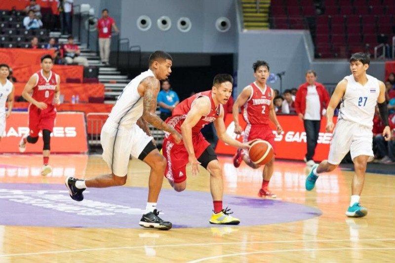 Kalahkan Malaysia, Indonesia jaga  asa ke semifinal bola basket putra