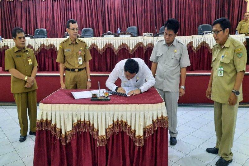 Deviden dari Bank Kalteng menjadi penopang pembangunan Barito Timur