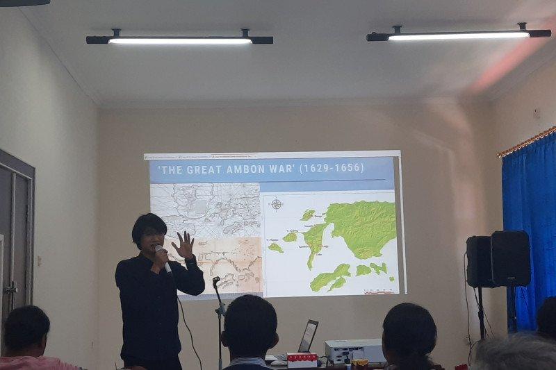 Data arkeologi Huamual-Manusela ditelusuri Balai Arkeologi Maluku
