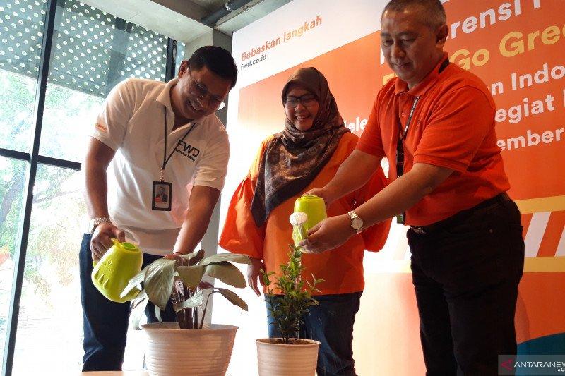 FWD Life komitmen bantu pemerintah selamatkan lingkungan Indonesia