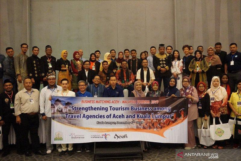 23 Travel agen Aceh pertemuan bisnis di Kuala Lumpur