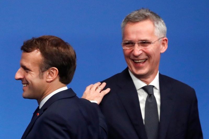 Presiden Prancis Macron bahas situasi Timur Tengah bersama Irak dan UEA