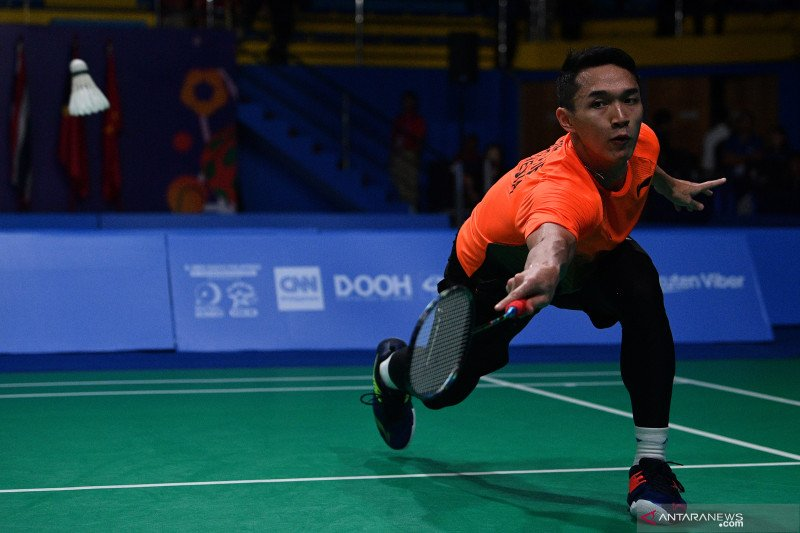 Tujuh wakil Indonesia unjuk gigi di kejuaraan bulu tangkis BWF World Tour Finals 2019