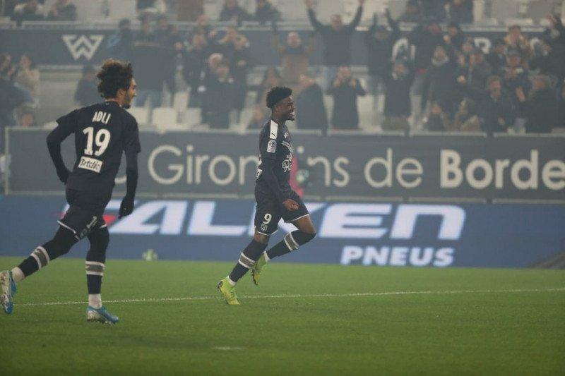 Hattrick Josh  Maja warnai pesta gol Bordeaux ke gawang Nimes