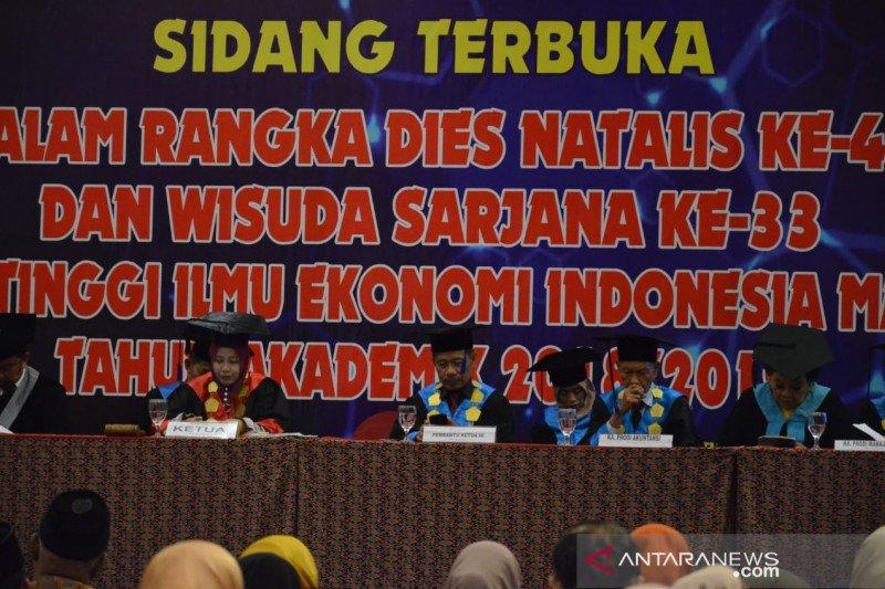 Ketua Yayasan Ompo targetkan STIKI Makassar capai akreditasi A