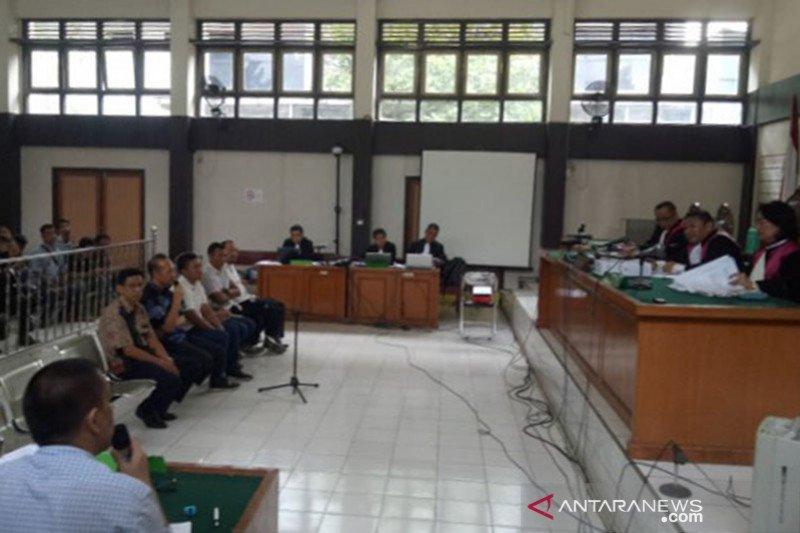 Kadis PUPR membenarkan suap dibagi ke 25 anggota DPRD Muara Enim