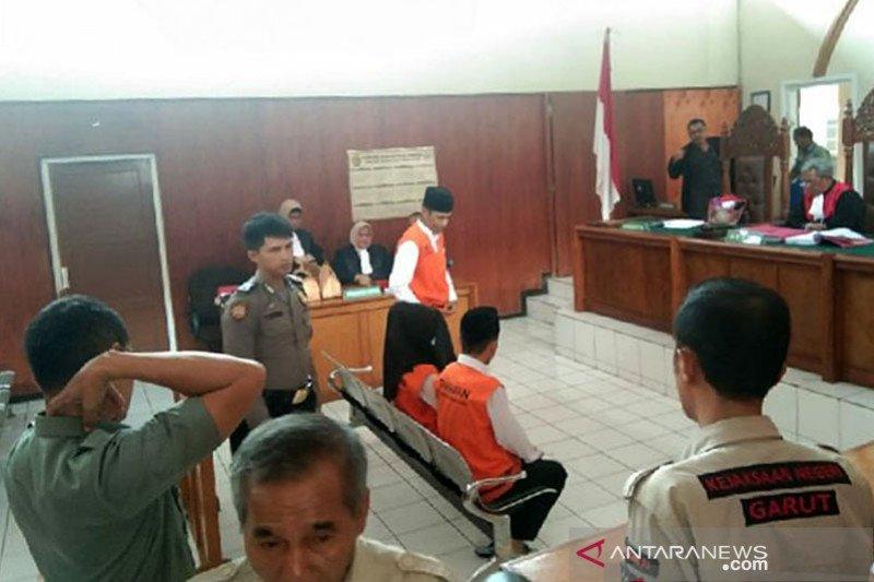 Terdakwa kasus video asusila di Garut mengaku pernah lapor polisi