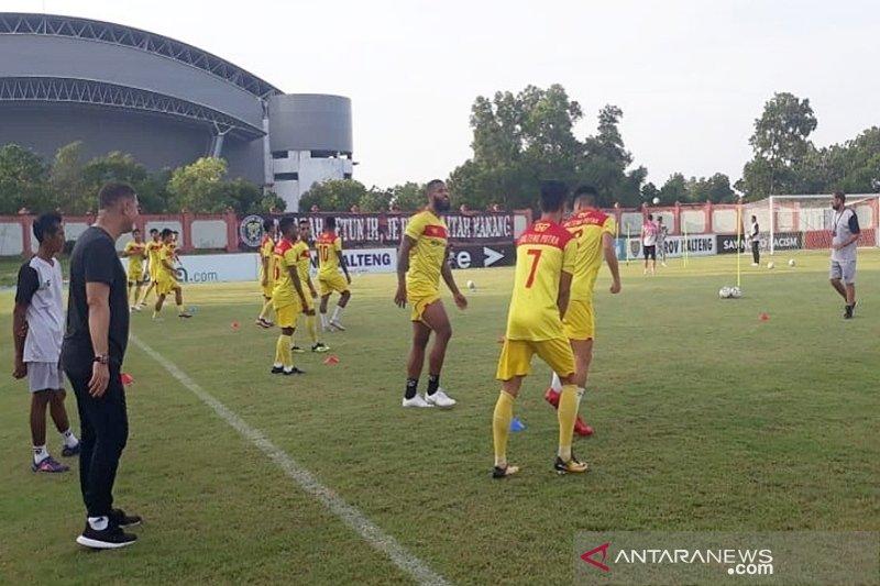 Ambisi besar Kalteng Putra taklukkan Madura United