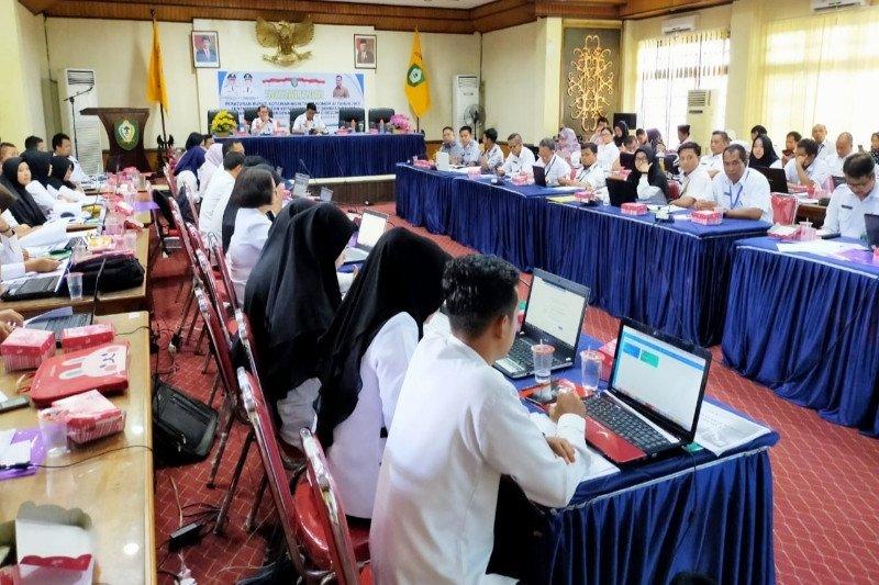 Pemkab Kotim terapkan pembentukan produk hukum berbasis online