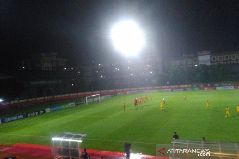 Bhayangkara FC hajar Persija dengan skor 3-0