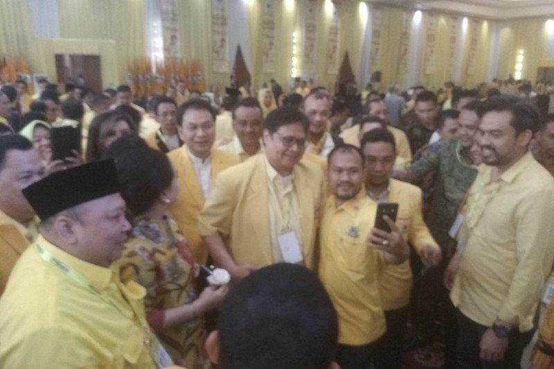 Aklamasi, Airlangga Hartarto ditetapkan sebagai Ketua Umum Golkar 2019-2024
