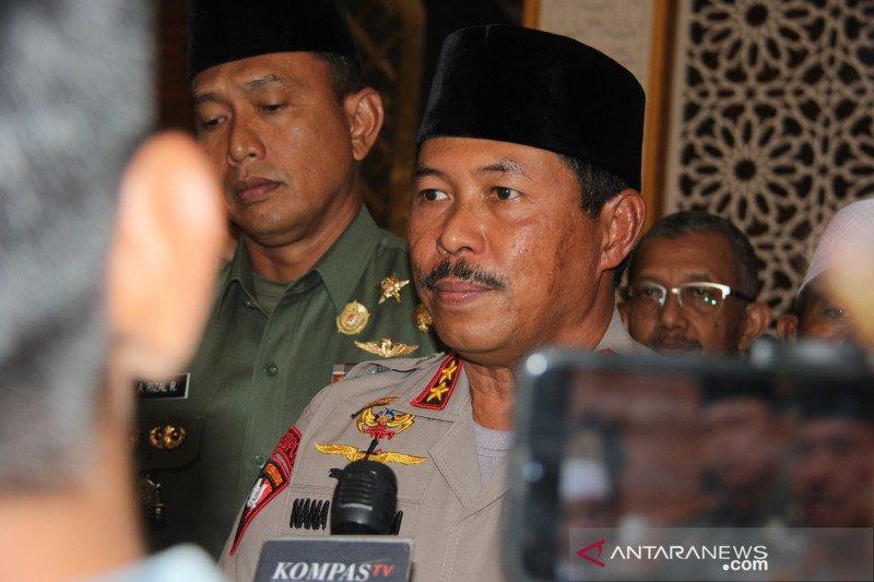 Kapolda NTB: Situasi kondusif pasca penangkapan enam terduga teroris