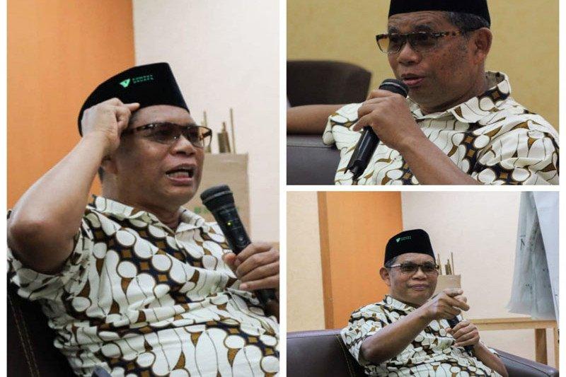 "Abdul Hakim menjadi redaktur pertama ANTARA ""like father, like son"""