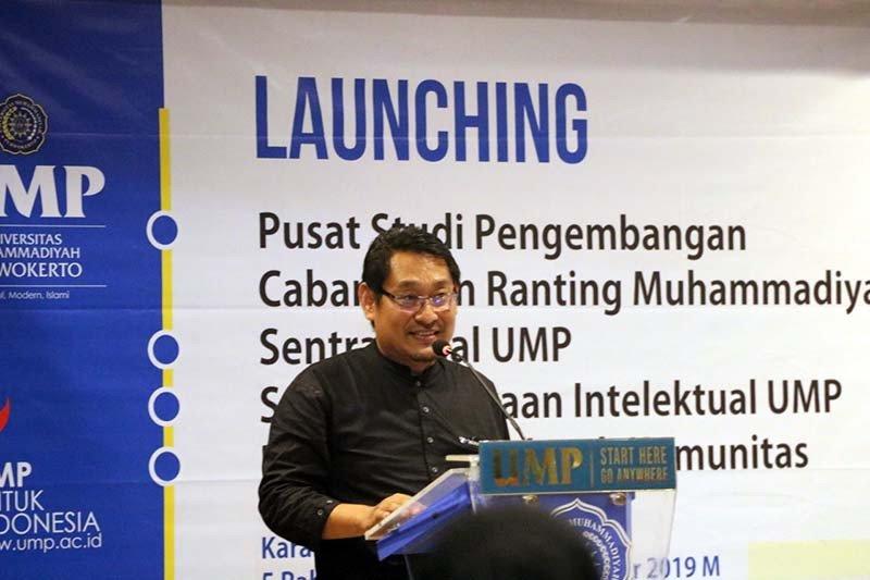UMP luncurkan Pusat Studi Dakwah Komunitas