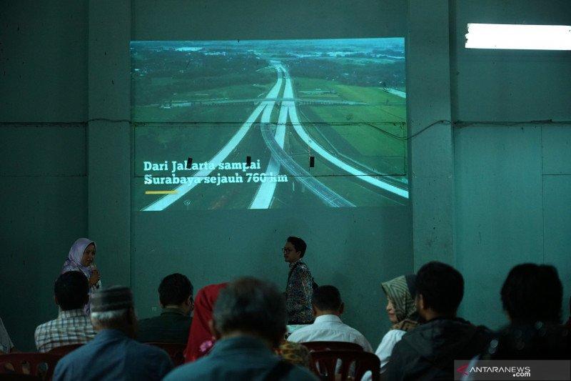 Warga berharap tanah terdampak jalan Tol Yogyakarta-Solo dibeli utuh