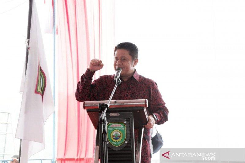 Gubernur targetkan 2020 semua desa  di Sumsel teraliri listrik