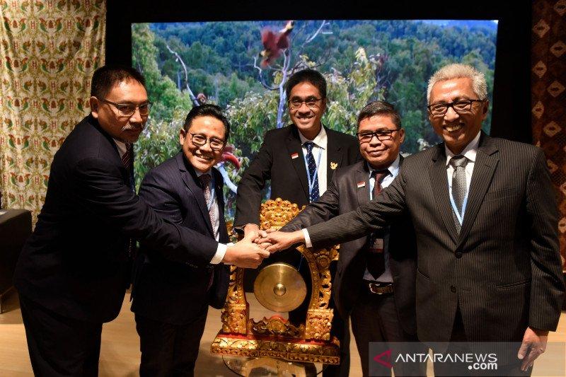 Pembukaan Paviliun Indonesia  COP 25