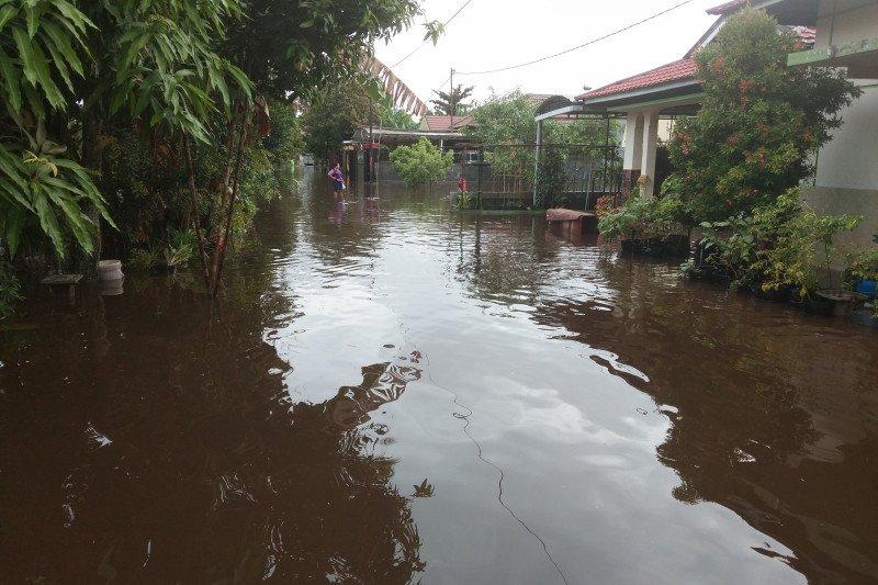 Wali Kota janji tuntaskan masalah banjir di Palangka Raya