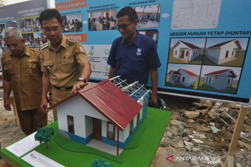 Habitat bantu rumah untuk penyintas bencana