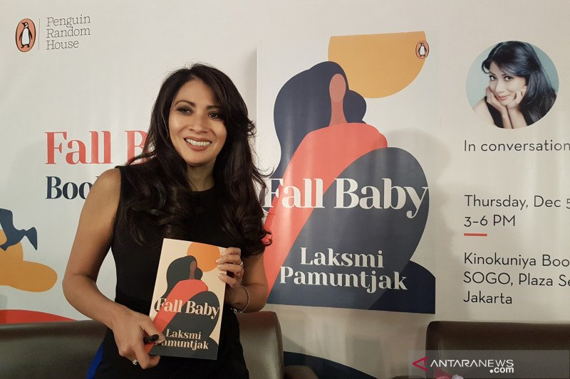 Laksmi Pamuntjak a prominent Indonesian author releases third novel
