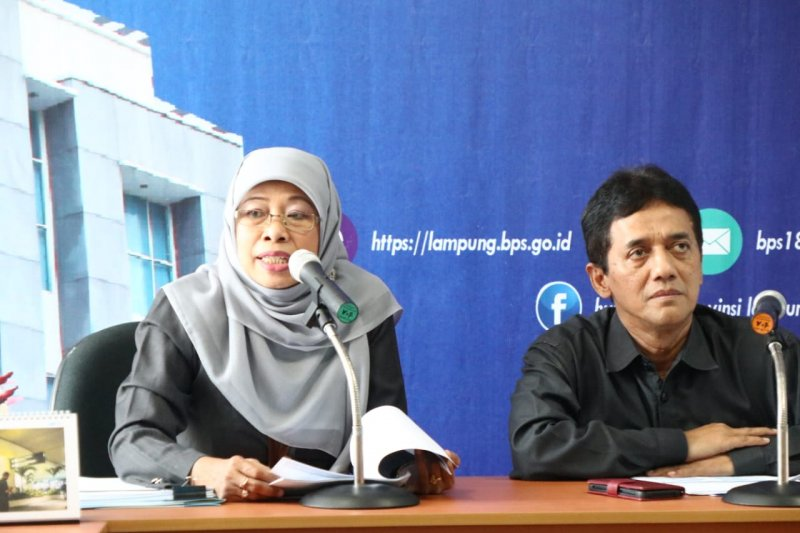 Jumlah penumpang di Lampung naik
