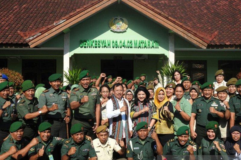 Kisah Menkes Terawan saat sembilan tahun bertugas di Lombok