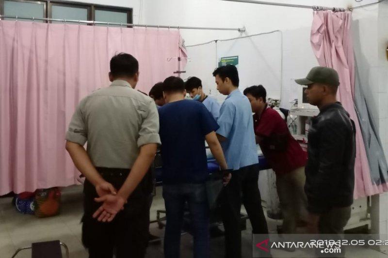 Polres Palu dalami pelaku pembuang bayi depan RS Untada