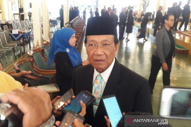 Sri Sultan prihatin dengan korupsi dana desa di Kulon Progo