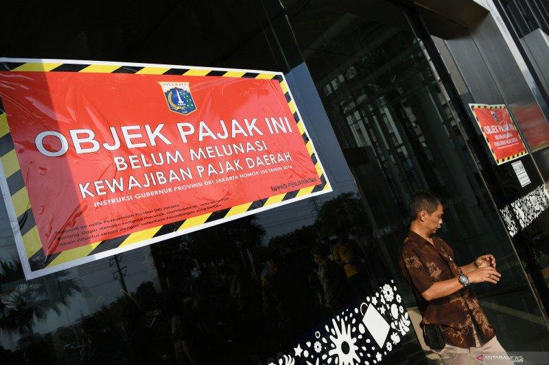 Realisasi Pajak Bumi Bangunan Kepulauan Seribu masih 3,4 persen