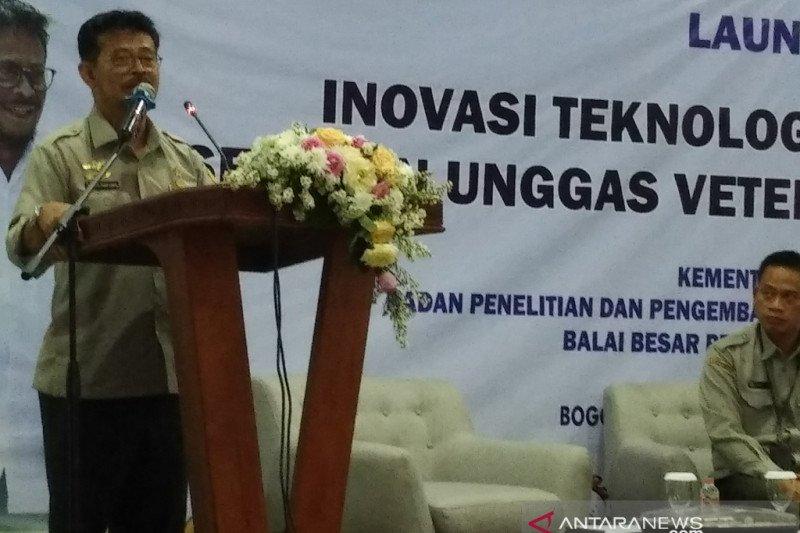 Mentan harapkan vaksin unggas Indonesia dapat dimanfaatkan dunia
