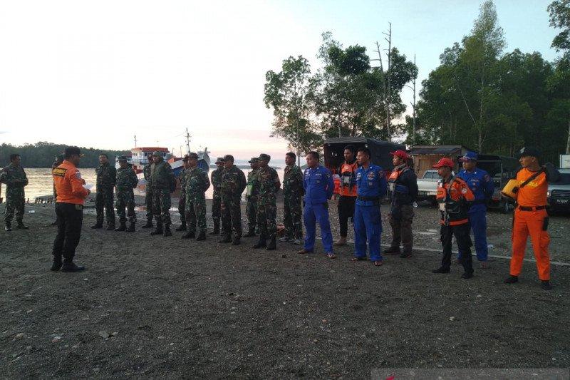 Tim SAR Timika belum temukan prajurit TNI korban perahu terbalik