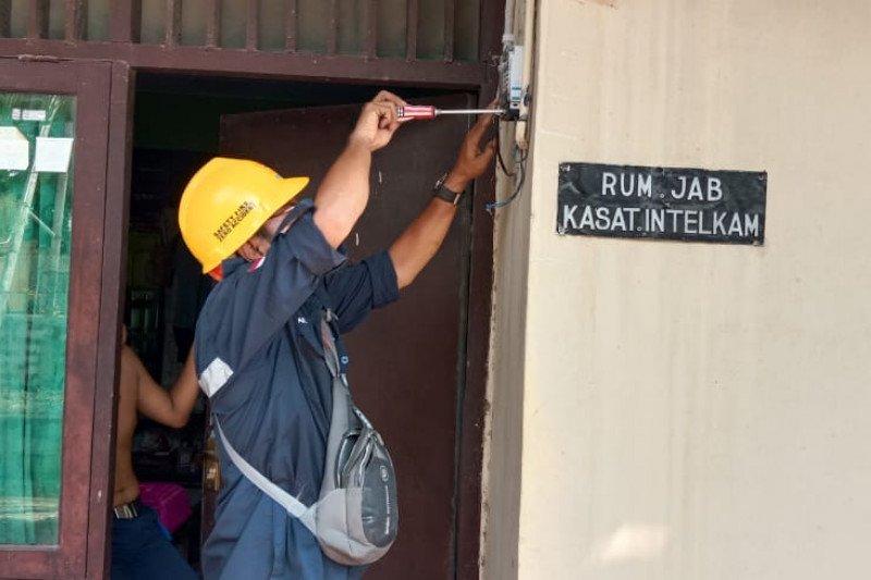 Rumah dinas Polres Dompu beralih gunakan listrik pintar