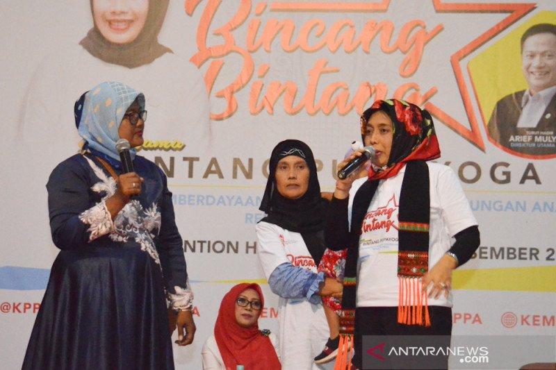 Menteri PPPA: Ekonomi menjadi pemicu kekerasan terhadap perempuan-anak