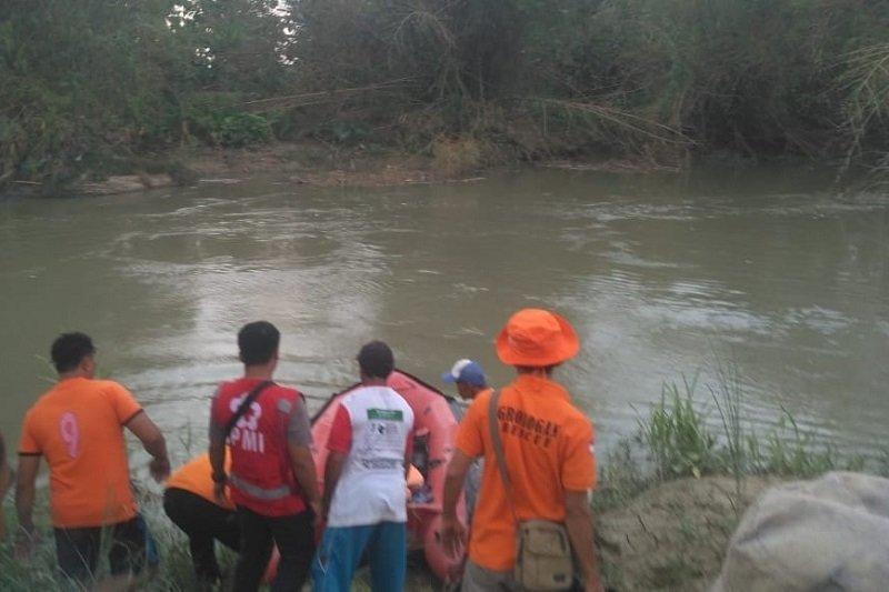Bocah tenggelam ketika mandi di Sungai Serang Grobogan