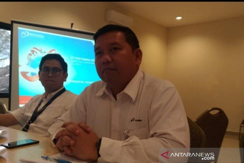 Pertamina: Kuota elpiji Palu tidak berpengaruh konversi BBG