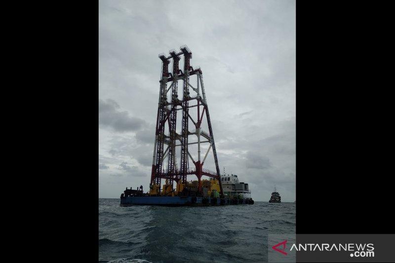 Kapal berbendera Tiongkok diperiksa petugas perbatasan