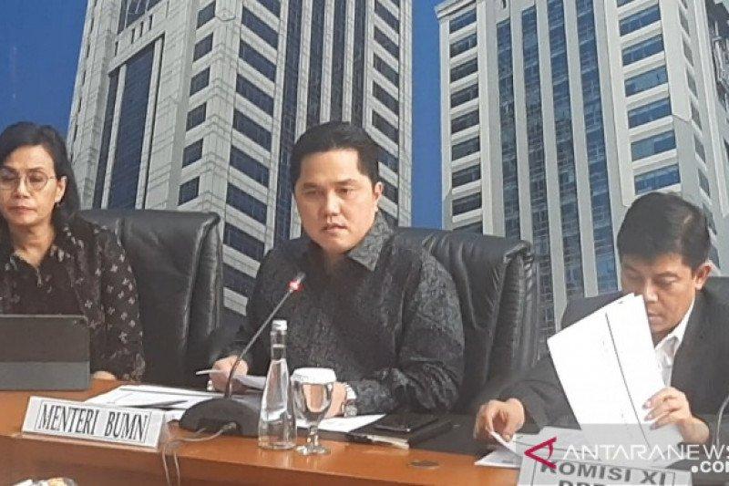 Menteri BUMN: Kasus motor Harley yang diduga ilegal bukan ulah individual