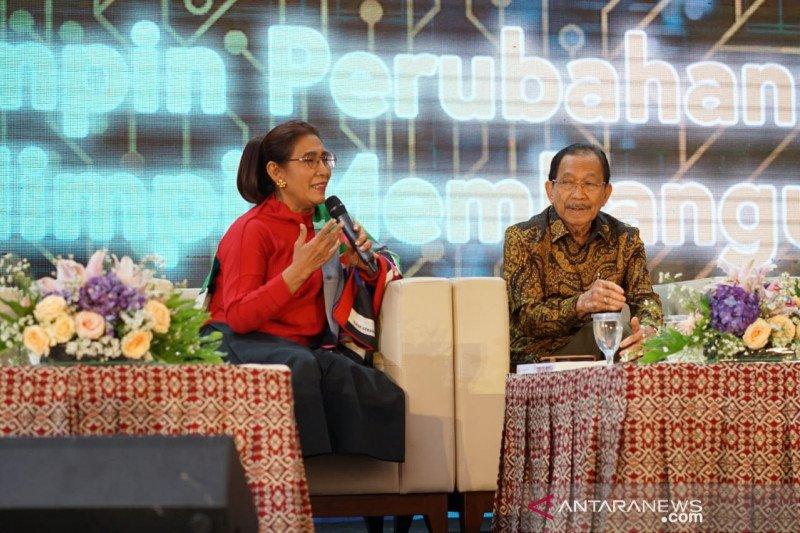 Bank Indonesia Sulsel gelar pertemuan tahunan hadirkan dua mantan menteri