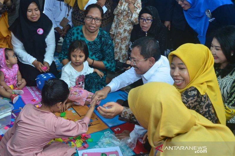 """Menkes membahas isu """"stunting"""" dengan Bupati Lombok Barat"""