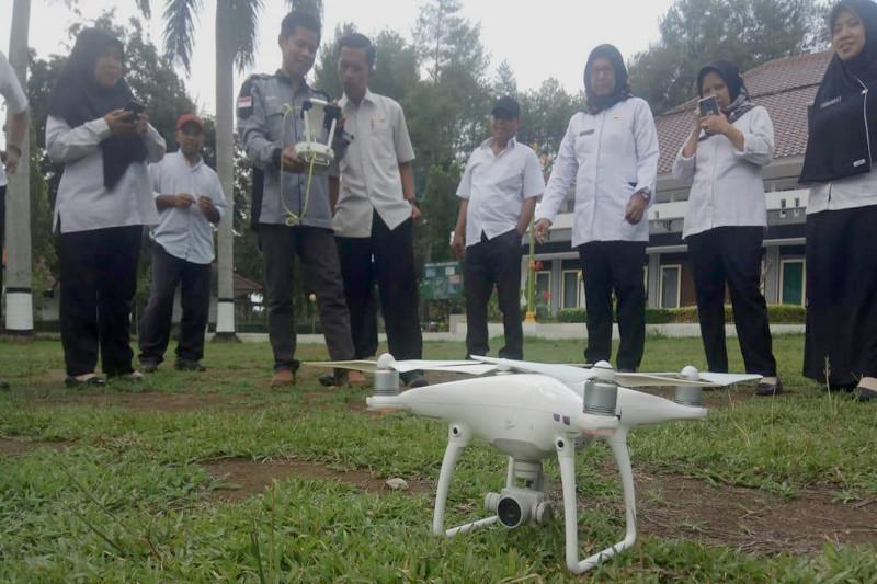 """Polbangtan YoMa beri pelatihan """"drone"""" untuk penyuluh pertanian"""
