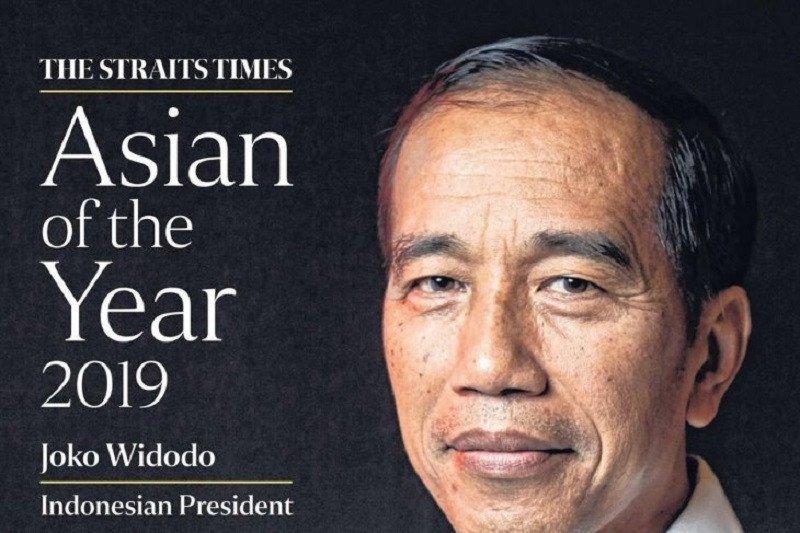 Politik kemarin, Jokowi tokoh Asia hingga hasil Munas Golkar