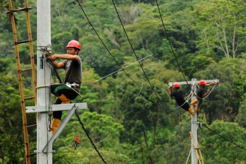 Lima desa di Banyuasin akan nikmati listrik  pada 2020