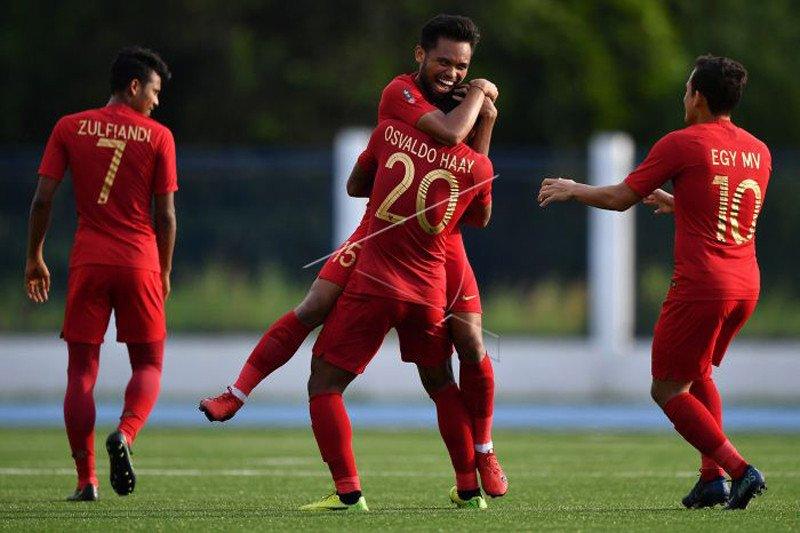 Pelatih Laos sebut timnya tak beruntung kalah dari Indonesia 0-4