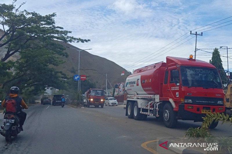 Pertamina tambah lembaga penyalur BBM SPBU Kompak di Kabupaten Sarmi
