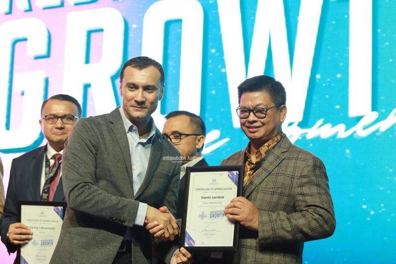 "Irianto Raih Penghargaan ""Gubernur Entrepreneur Award 2019"""